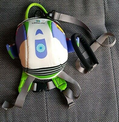 Infant Littlelife Backpack Buzz Lightyear