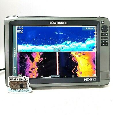 LOWRANCE HDS 8 Gen 2 w/ Structure Scan, LSS2 Transducer, and Point 1