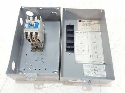 Cutler Hammer CH Lighting Contactor 20 Amps 3 Pole 3 Wire