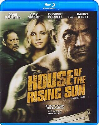 House Of The Rising Sun (Dave Bautista) *New Blu-Ray*