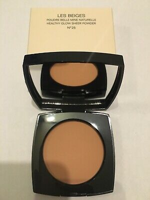 Chanel Les Beiges Poudre N25 Neuf
