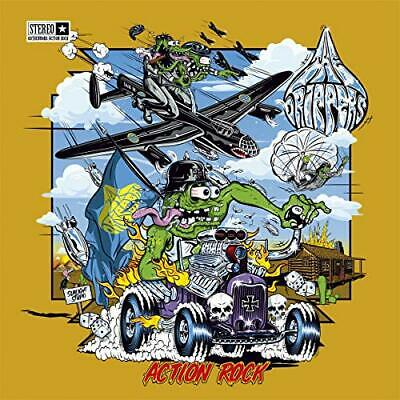 Drippers, The-Action Rock Cd Nuevo