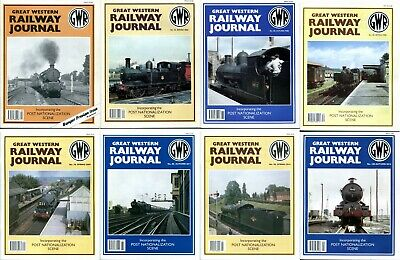 Great Western Railway Journal, Wild Swan Publications. Select from drop down.
