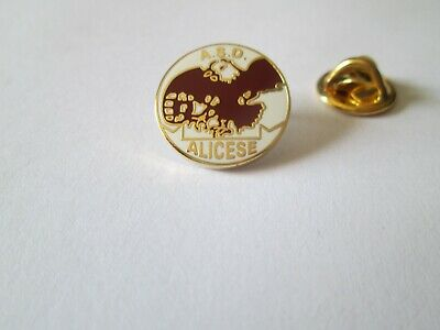 d1 ASD ALICESE FC club spilla football calcio soccer pins italia italy