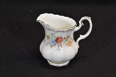 Royal Albert Jubilee Rose Mini Creamer