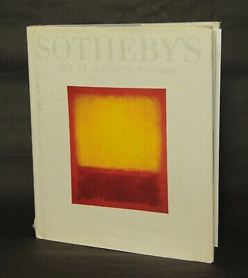 Sothebys Art at Auction 1999-2000,Introduction by Ruprecht William;Hard Cover