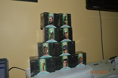 1999 Star Wars Episode  KFC Taco Bell Pizza Hut Toy Set 9 Piece Lot SEALED