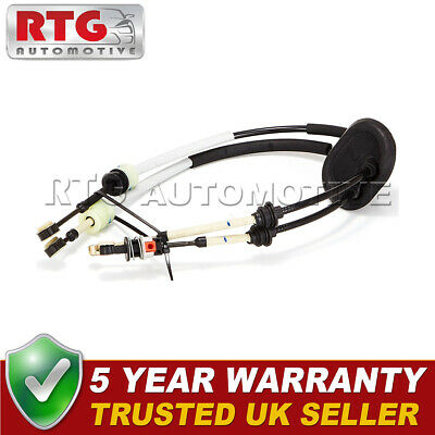Gear Selector Linkage Cable Fits Citroen Xsara Picasso 1.6-5 YEAR WARRANTY