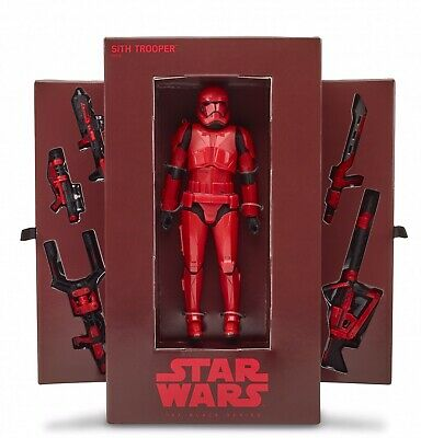 SDCC 2019 Exclusive Hasbro STAR WARS The Black Series 6 Sith Red Storm Trooper