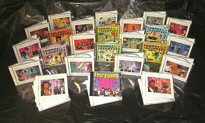 Very Nice! TIME LIFE 30 cd Lot SOUNDS Of The 80s Set EIGHTIES Collection