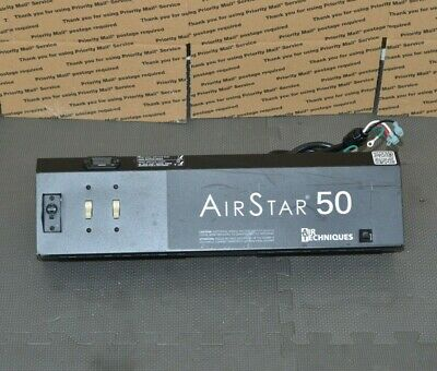 Air Techniques Airstar 50 As50 Electric Control Unit Switch On / Off 220Vac