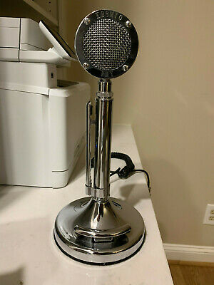 ASTATIC 10-D MICROPHONE With Astatic Base - $25 00 | PicClick