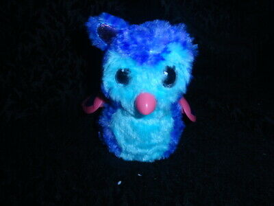 HATCHIMALS Fabula Forest Tigerette Purple & Blue Interactive Creature