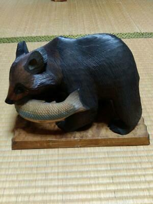 Wood Stand For Figurine Netsuke Carving Display WS0046