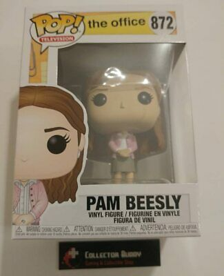 Funko Pop! Television 872 The Office Pam Beesly Pop Vinyl Figure FU34905