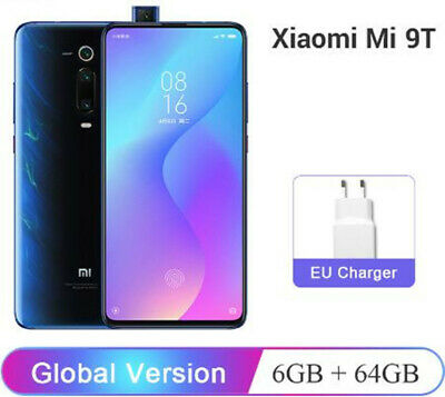 Xiaomi Mi 9T 64GB 6GB 6,39Inch Smartphone NFC Full Screen Global Version 4000mAh