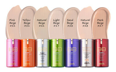 NEW STOCK UK Delivery SKIN79 BB Cream green brown orange pink snail gold purple