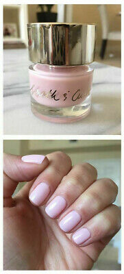 Smith Cult Nail Polish Pillow Pie Semi Sheer Nude Pink 8
