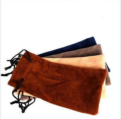 Durable Portable Smoking Pipe Bag Pipes Tobacco Moistureproof Pouch Gift Bag