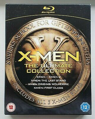 X-Men: The Ultimate Collection [Blu-ray] [2000] - Very Good Condition