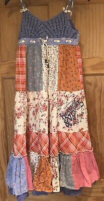 Pre-owned Next Girls Maxi Dress