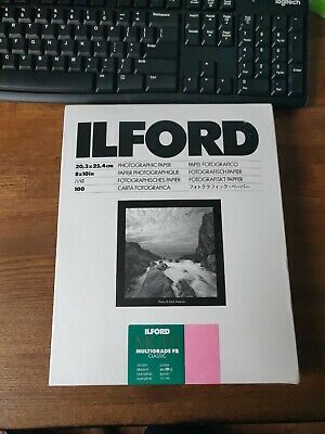 ❗❗Never Been Opened❗❗Ilford Multigrade B&w Photographic