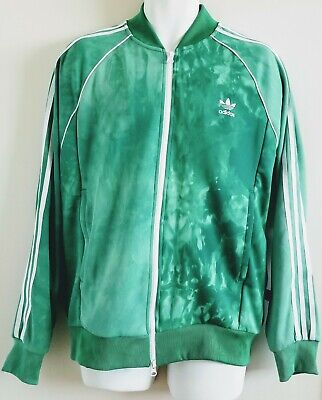 6709c026220b2 ADIDAS MEN'S PHARRELL WILLIAMS HU HOLI SUPERSTAR TRACK JACKET CW9104 NEW w/  Tags