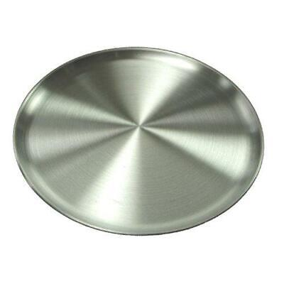 Winware Coupe Style Aluminum 13-Inch Pizza Tray 13 Inch