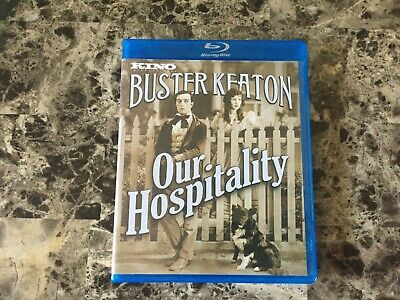 THE SAPHEAD - Buster Keaton - Bluray - Kino Lorber - BRAND NEW