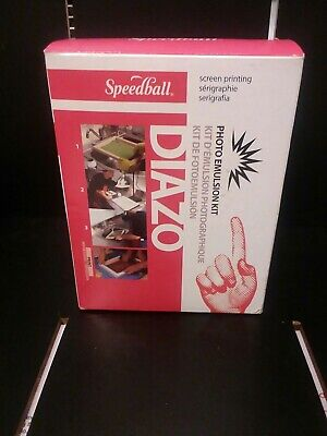 Speedball Art Products 4559 Diazo Photo Emulsion Kit No Sensitizer