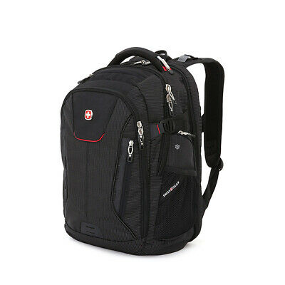 """Swissgear 5358 USB Scansmart Backpack with 15"""" Padded Laptop Compartment NEW"""