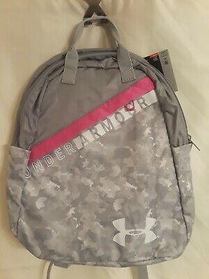 New Under Armour Girls Favorite Mesh Backpack 3.0 $45.00