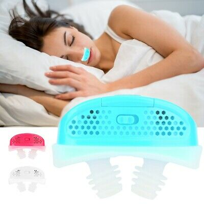 Nose Clip Stop Snoring Anti Snore Sleep Magnetic Silicone Sleep Aid Care