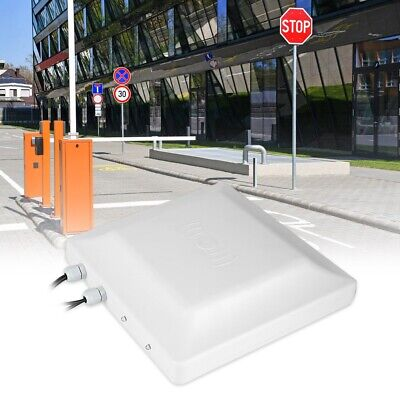 UHF RFID Card reader 10m long range for RS485/ RS232 and wiegand26 Waterproof