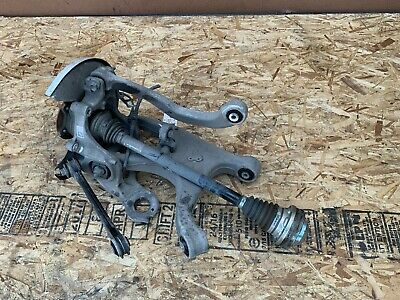 Right Rear Spindle Knuckle Suspension Assembly 12-17 Audi A6 A7 S6 S7 C7 40K