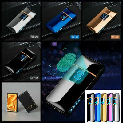 USB LIGHTER, Rechargeable,Electric LIGHTER ,ELECTRIC LIGHTER. WITH GIFT BOX 2019
