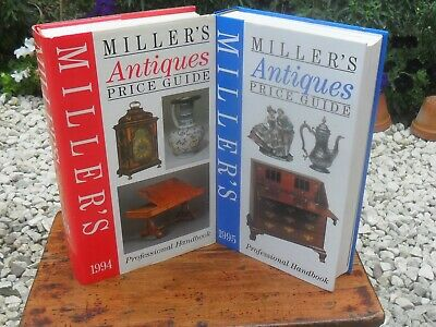 1994 &1995 Millers Antique Guides