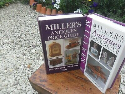 1990 &1993 Millers Antique Guides