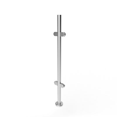 Stainless Steel Balustrade Posts - Marine Grade 316 With 10 Year Guarantee