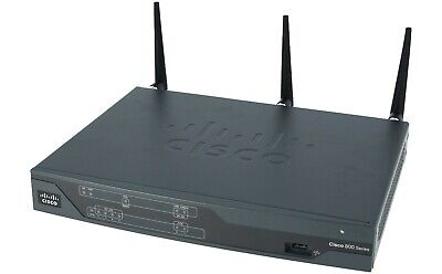 CISCO881W-GN-A-K9 Integrated Services Router