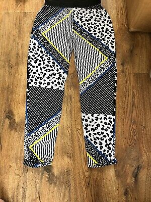 Girls River Island Light Weight Trousers Age 11/12 152cm