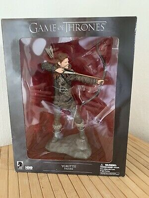 """Game of thrones Ygritte figure HBO dark horse Deluxe,large Figure,10"""""""
