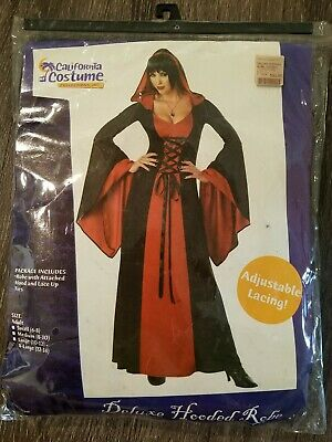 California Costumes 01148 Adult Deluxe Hooded Robe