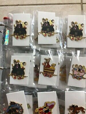 Disney Pin Trading Hong Kong Disneyland HKDL 2008 Train Series Pins - YOU PICK