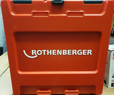 Rothenberger Superfire 2 Blow Torch & carry case. Head & Case only. No gas. Itm1