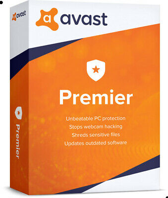 Avast Premier 2019 | 3 Years | 5 Devices | Instant Delivery 1 min