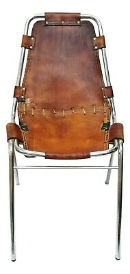 Chair Les Arcs Design Charlotte Perriand Years 60 First Series - Vintage 60s