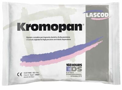 Kromopan Alginate  20  Pouch  of 1 LB.