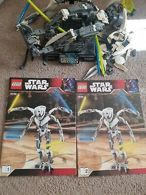Ailes LEGO Star Wars White wedges ref 41747 /& 41748 10186 7674 9525 7751 75021