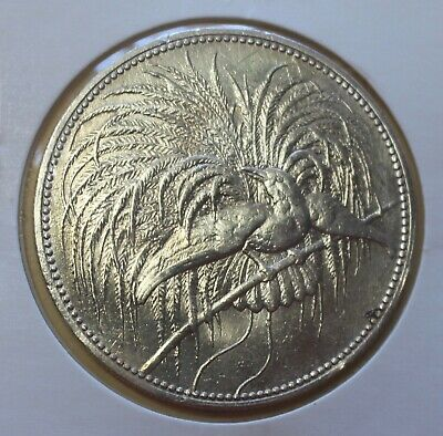German New Guinea 1894, Silver 5 Mark EF (Nice well struck genuine coin) SCARCE